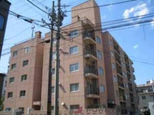 札幌市中央区南6条西25丁目0賃貸マンション