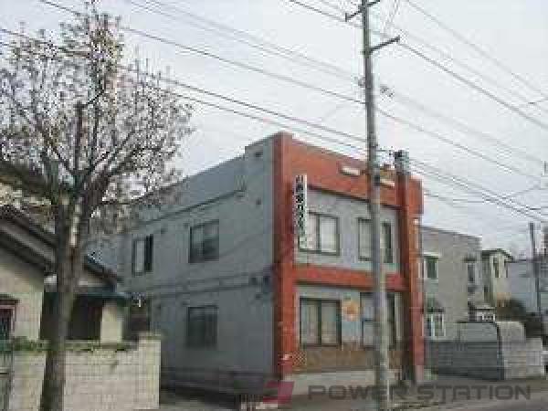 札幌市中央区南4条西22丁目0賃貸アパート外観写真