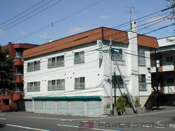 札幌市中央区南5条西18丁目0賃貸アパート外観写真