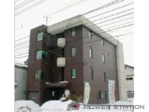 札幌市中央区南6条西21丁目0賃貸マンション外観写真