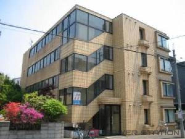 札幌市中央区南7条西20丁目0賃貸マンション外観写真