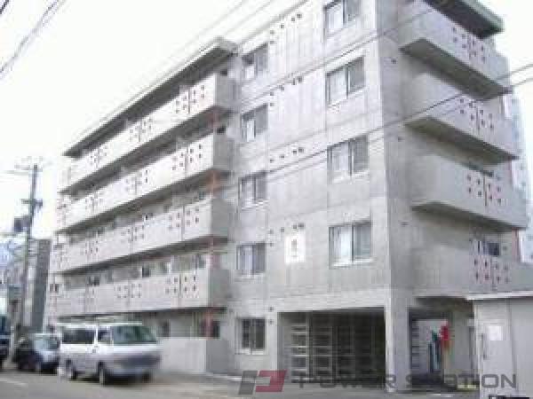 札幌市中央区南6条西22丁目1賃貸マンション外観写真