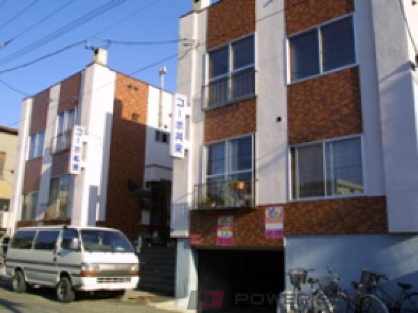 札幌市中央区南5条西16丁目0賃貸アパート外観写真