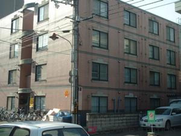 札幌市中央区南5条西13丁目0賃貸マンション外観写真