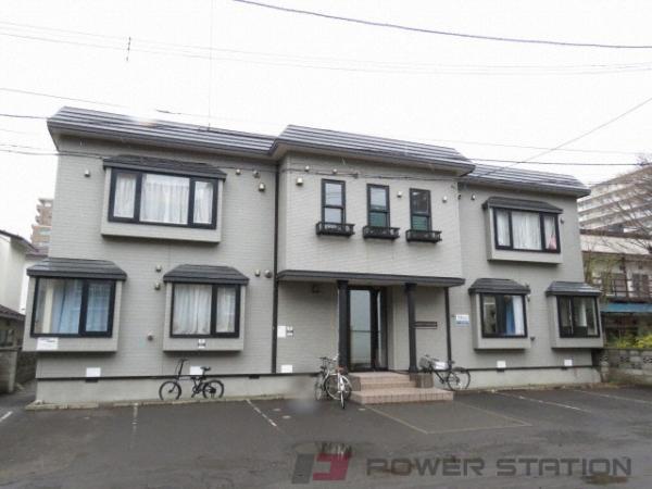 札幌市中央区南5条西15丁目賃貸アパート