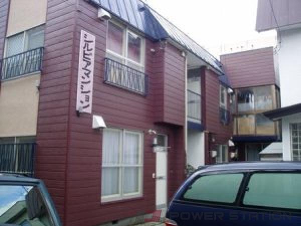 札幌市中央区南5条西14丁目0賃貸アパート外観写真