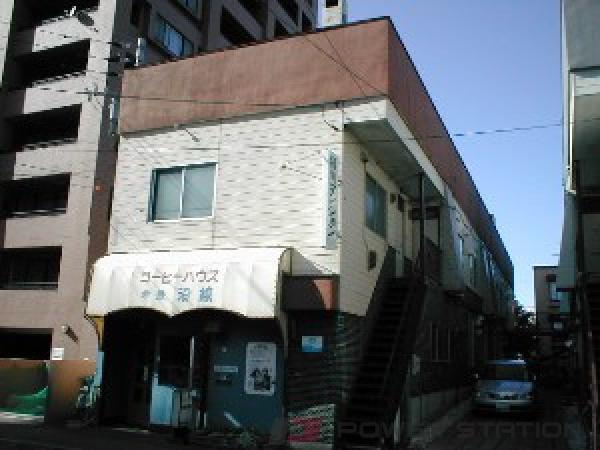 札幌市中央区南6条西14丁目0賃貸アパート外観写真