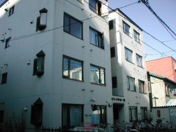 札幌市中央区南7条西13丁目0賃貸マンション外観写真