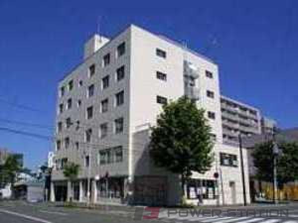 札幌市中央区南5条西8丁目0賃貸マンション外観写真
