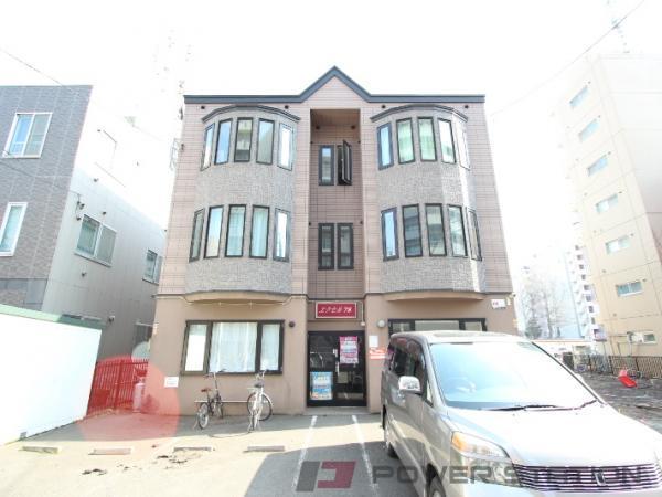 札幌市中央区南7条西8丁目1賃貸アパート