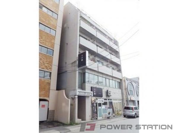 札幌市中央区南6条西9丁目1賃貸マンション外観写真