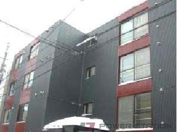 札幌市中央区南8条西10丁目0賃貸マンション