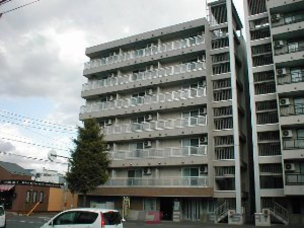 札幌市中央区南8条西10丁目0賃貸マンション外観写真