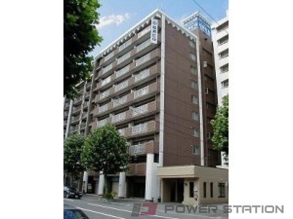 札幌市中央区南7条西7丁目0賃貸マンション外観写真