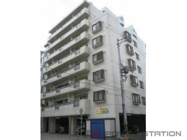 札幌市中央区南8条西6丁目1賃貸マンション外観写真