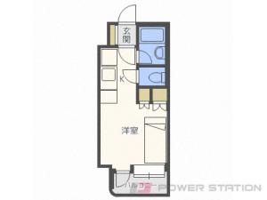 札幌市中央区南8条西6丁目0賃貸マンション間取図面