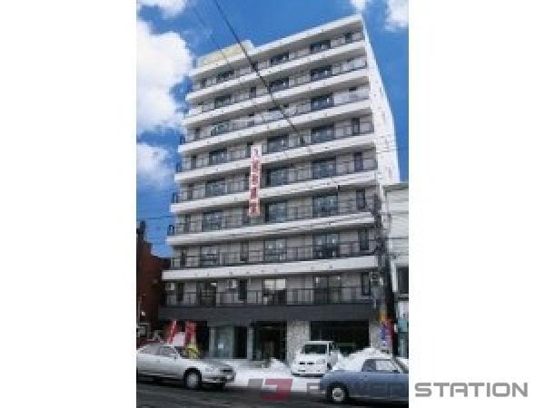札幌市中央区南6条西7丁目0賃貸マンション外観写真