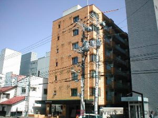 札幌市中央区南8条西1丁目1賃貸マンション外観写真