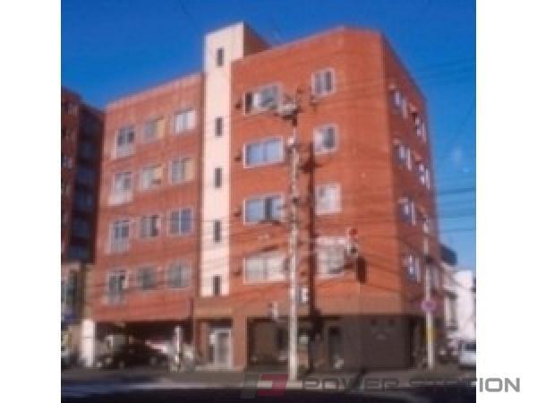 札幌市中央区南8条西1丁目0分譲リースマンション外観写真