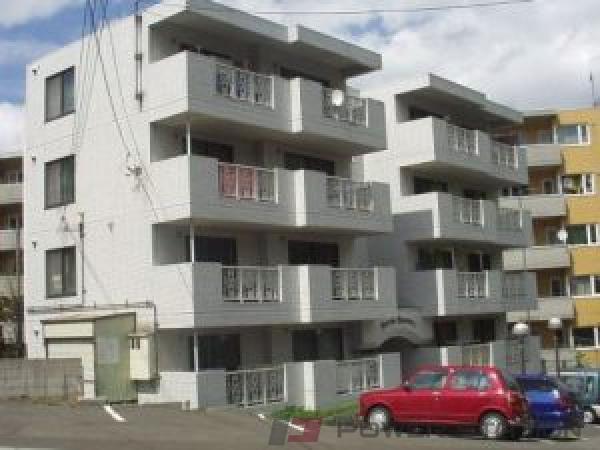 札幌市中央区宮の森1条16丁目0賃貸マンション外観写真