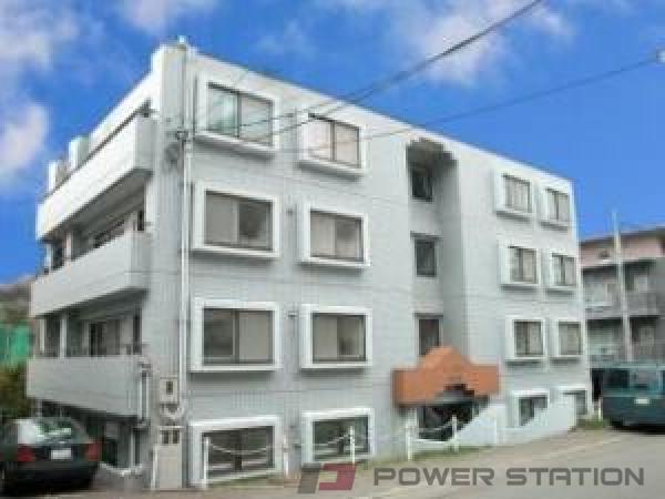 札幌市中央区宮の森1条15丁目1賃貸マンション外観写真