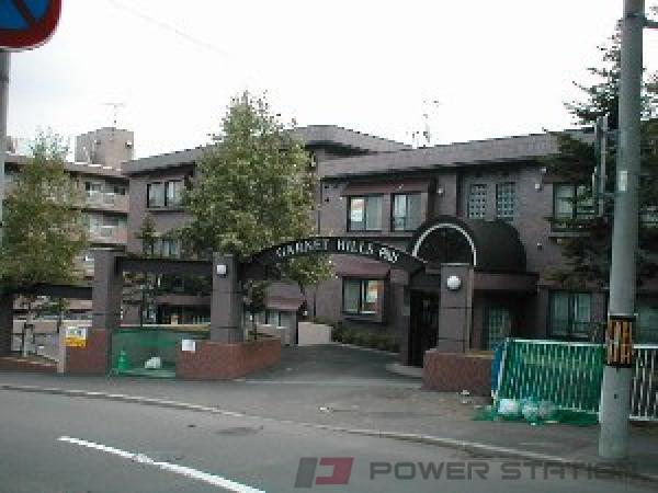 札幌市中央区円山西町3丁目0賃貸マンション外観写真