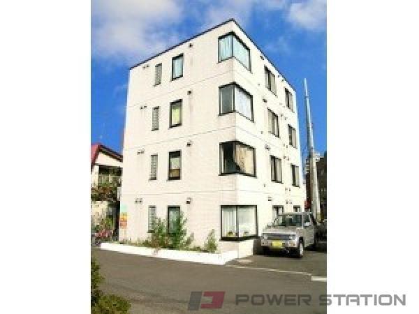 札幌市中央区南7条西25丁目0賃貸マンション外観写真