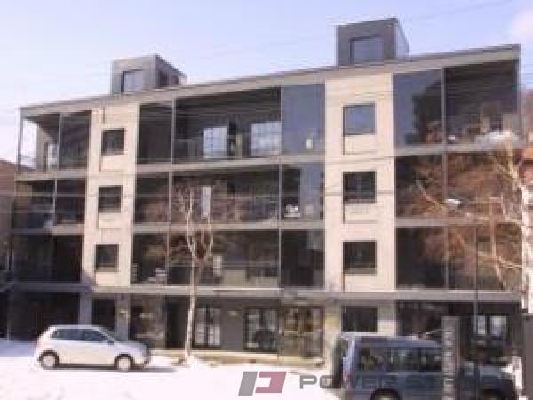 札幌市中央区南7条西24丁目0賃貸マンション外観写真