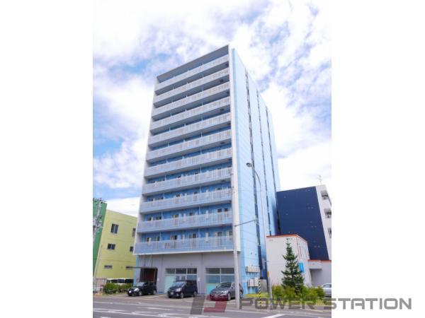 札幌市中央区南6条東1丁目1賃貸マンション外観写真