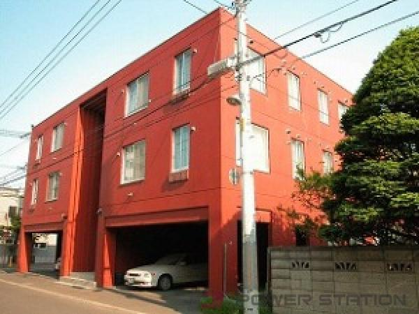 札幌市中央区南8条西14丁目1賃貸マンション外観写真