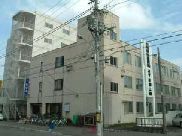 札幌市中央区北8条西20丁目0賃貸マンション外観写真