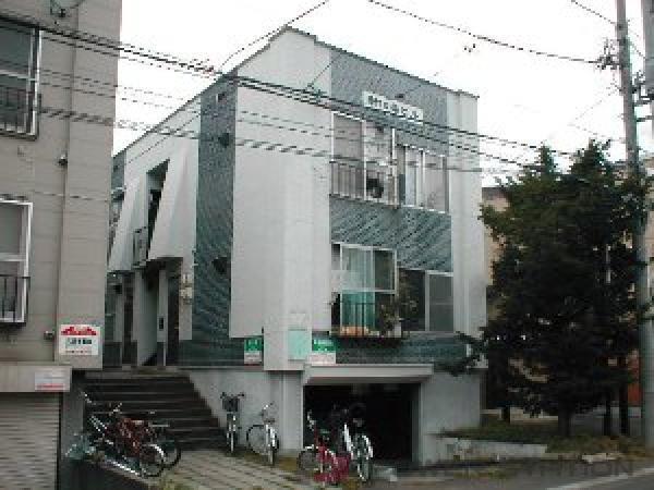 札幌市中央区南10条西14丁目1賃貸アパート外観写真