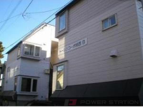 札幌市中央区南11条西15丁目0賃貸アパート外観写真