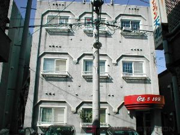 札幌市中央区南10条西13丁目0賃貸マンション外観写真