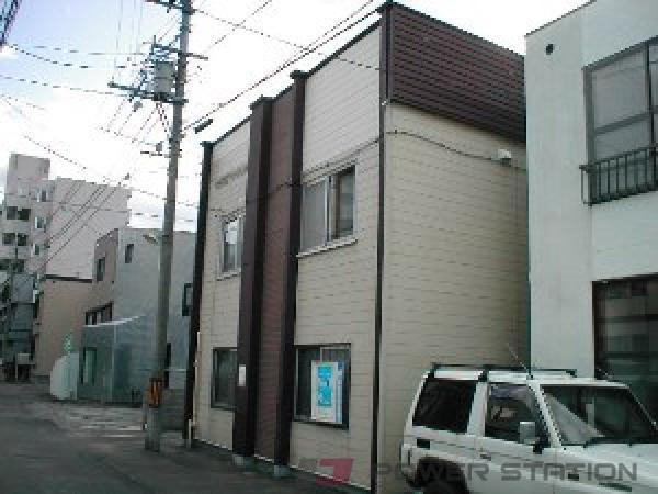 札幌市中央区南10条西13丁目0賃貸アパート外観写真