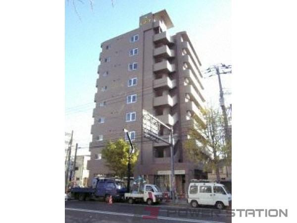札幌市中央区南9条西10丁目0分譲リースマンション外観写真
