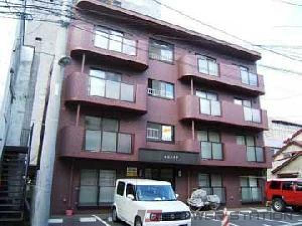 札幌市中央区南9条西9丁目0賃貸マンション外観写真