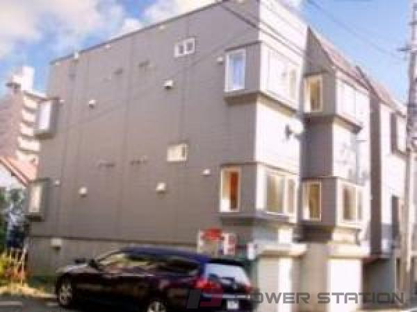 札幌市中央区南10条西9丁目1賃貸アパート外観写真