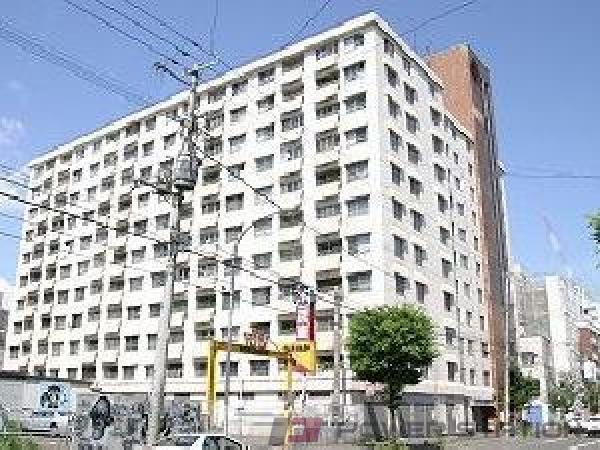 札幌市中央区南6条西9丁目0分譲リースマンション外観写真