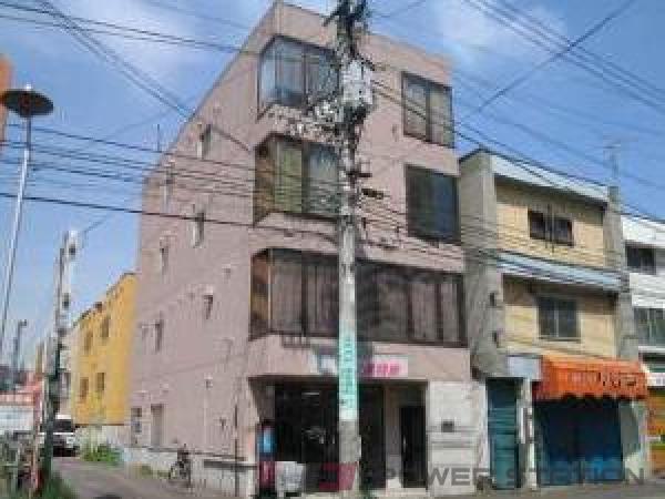 札幌市中央区南11条西9丁目1賃貸マンション外観写真