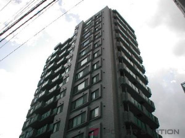 札幌市中央区南9条西6丁目0賃貸マンション外観写真