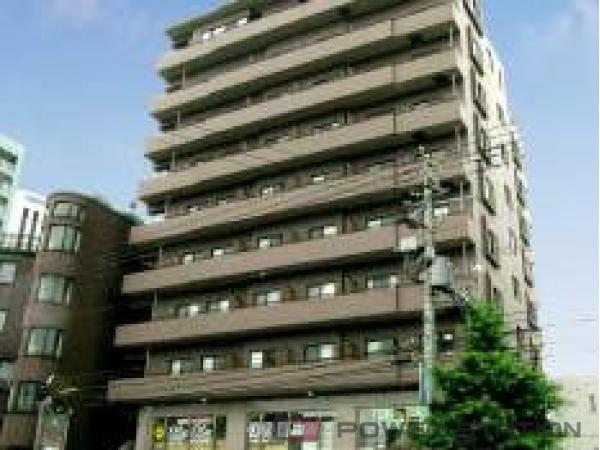 分譲リースマンション・グラン・シェ・モア中島公園