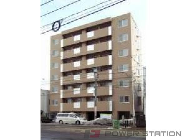札幌市中央区南11条西6丁目0賃貸マンション外観写真