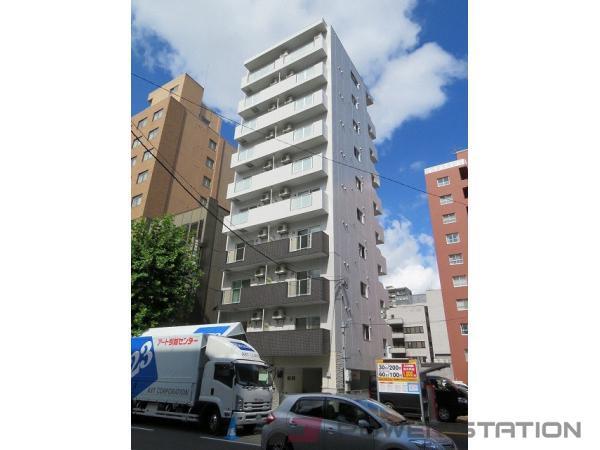 札幌市中央区南2条西7丁目0賃貸マンション外観写真