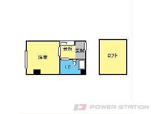 札幌市中央区南11条西7丁目1賃貸マンション間取図面