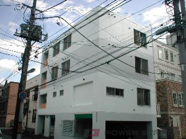 札幌市中央区南11条西8丁目1賃貸マンション外観写真