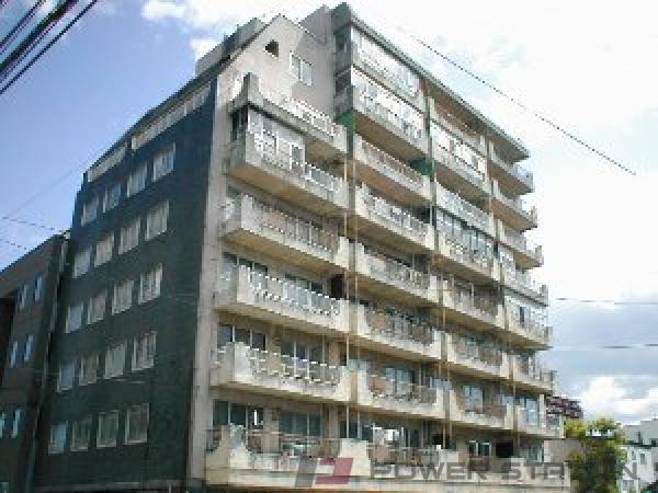札幌市中央区南11条西7丁目1分譲リースマンション外観写真