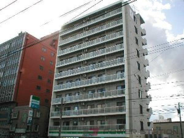札幌市中央区南11条西7丁目1賃貸マンション外観写真