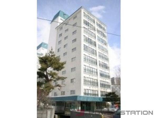 札幌市中央区南9条西4丁目0分譲リースマンション外観写真