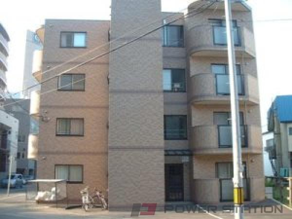 札幌市中央区南9条西4丁目1賃貸マンション外観写真
